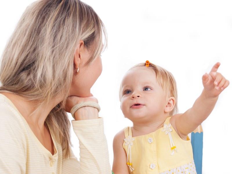 Dùng hình ảnh trực quan để tăng nhận thức cho trẻ